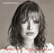 Marianne Faithfull: Dangerous Acquaintances - Plak