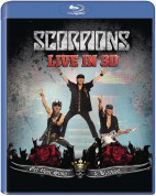 Scorpions: Live In 3D: Get Your Sting & Blackout - BluRay