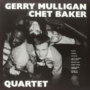 Gerry Mulligan, Chet Baker: Quartet - Plak