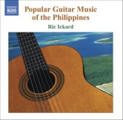 Spanish Guitar Music Of The Philippines - CD