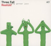 Three Fall: Realize! - CD