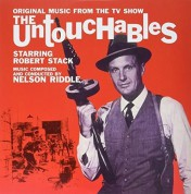 Nelson Riddle: The Untouchables (Soundtrack) - Plak