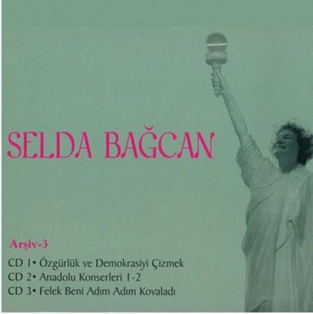 Selda Bağcan Arşiv-3 - CD