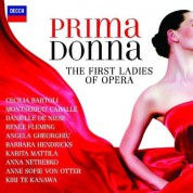 Çeşitli Sanatçılar: Prima Donna - The First Ladies Of Opera - CD
