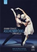 Vienna State Opera Orchestra, Michael Halász: J. Strauss II: Aschenbrodel - DVD