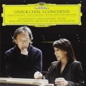 Myung-Whun Chung, Seoul Philharmonic Orchestra, Sunwook Kim: Unsuk Chin: 3 Concertos - CD