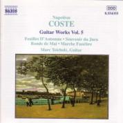 Coste: Guitar Works, Vol.  5 - CD