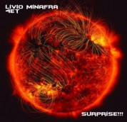 Livio Minafra: Surprise - CD