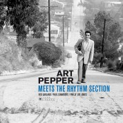 Art Pepper Meets The Rhythm Section (Photographs By William Claxton in Deluxe Gatefold Edition) - Plak
