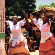 Çeşitli Sanatçılar: Uganda: Music of the Baganda People - CD