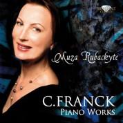 Mūza Rubackytė: Franck: Piano Works - CD