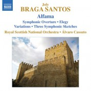 Alvaro Cassuto: Braga Santos: Alfama - CD