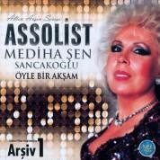 Mediha Şen Sancakoğlu: Arşiv 1 - CD