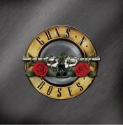 Guns N' Roses: Greatest Hits (Silver With White & Red Splatter Vinyl) - Plak