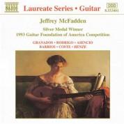 Guitar Recital: Jeffrey Mcfadden - CD