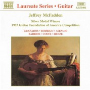 Guitar Recital: Jeffrey Mcfadden - CD