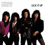 Kiss: Lick It Up - CD