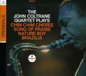 John Coltrane: The John Coltrane Quartet Plays - CD