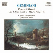 Geminiani: Concerti Grossi, Vol.  2 - CD