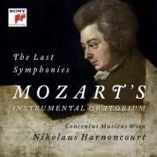 Nikolaus Harnoncourt, Concentus Musicus Wien: Mozart: The Last Symphony - CD
