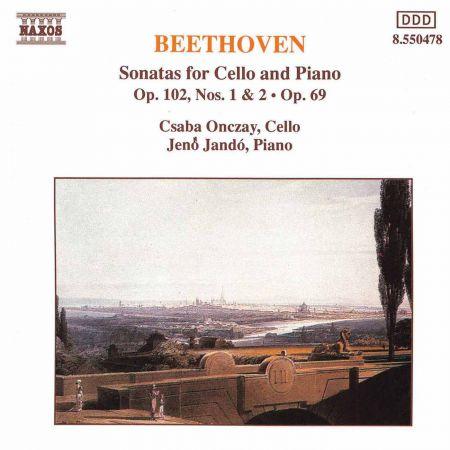 Beethoven: Cello Sonatas Nos. 3-5 - CD