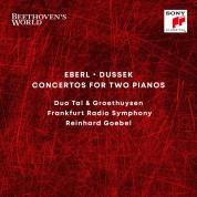 Frankfurt Radio Symphony Orchestra, Reinhard Goebel: Beethoven's World - CD