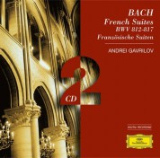 Andrei Gavrilov: Bach, J.S.: 6 French Suites - CD