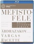 San Francisco Opera Orchestra, Nicola Luisotti: Boito: Mefistofele - BluRay