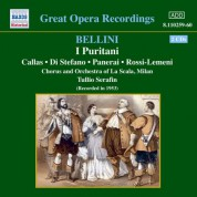 Bellini: Puritani (I) (Callas, Di Stefano) (1953) - CD