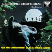 London Symphony Orchestra, Peter Maag: Mendelssohn: A Midsummer Night's Dream - Plak