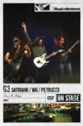 Joe Satriani, Steve Vai, John Petrucci: G3: Live In Tokyo - DVD