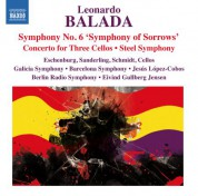 Çeşitli Sanatçılar: Balada: Works for Orchestra - CD