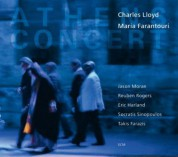 Charles Lloyd: Athens Concert - CD