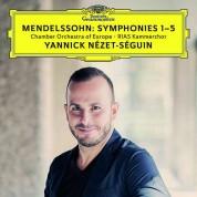 Chamber Orchestra of Europe, RIAS Kammerchor, Yannick Nézet-Séguin: Mendelssohn: Symphony 1 - 5 - CD