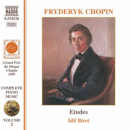 Chopin: Etudes, Opp. 10 and 25 - CD