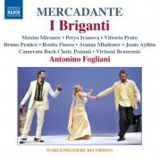 Antonino Fogliani, Poznan Camerata Bach Choir, Virtuosi Brunensis: Mercadante: I Briganti - CD