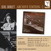 Idil Biret Archive Edition, Vol. 2 - CD