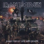 Iron Maiden: A Matter Of Life And Death - Plak