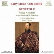 Benevolo: Missa Azzolina / Magnificat / Dixit Dominus - CD