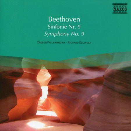 Zagreb Philharmonic Orchestra: Beethoven: Symphony No. 9 - CD