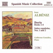 Guillermo Gonzalez: Albéniz: Piano Music, Vol. 1 - CD