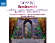 Antonino Fogliani, Alexandrina Penda, Marianna Pizzolato, Lorenzo Regazzo: Rossini: Semiramide - CD