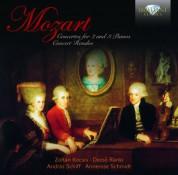 Hungarian State Orchestra, János Ferencsik, Dresdner Philharmonie, Kurt Masur: Mozart: Concertos for 2 & 3 Pianos, Concert Rondos - CD