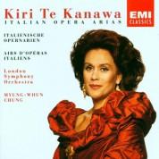 Kiri Te Kanawa, London Symphony Orchestra: Kiri Te Kanawa - Italian Opera Arias - CD
