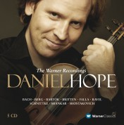 Daniel Hope: The Warner Recordings - CD
