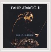 Fahir Atakoğlu: Live in İstanbul - CD