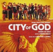 Antonio Pinto, Ed Cortes: OST - City Of God (Cidade De Deus) - CD