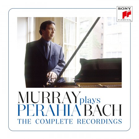 Murray Perahia Plays Bach - The Complete Recordings - CD