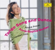 Anne-Sophie Mutter, André Previn, Lambert Orkis: Anne-Sophie Mutter - Tango Song And Dance - CD