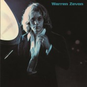 Warren Zevon (1st) - Plak